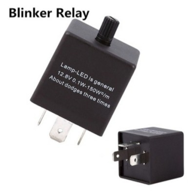 Blinkrelais einstellbar 3Pin